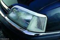 Mračítka předních světlometů šroubovaná Opel Omega A do r.v. -90