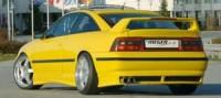 Rieger tuning Spoiler pod zadní nárazník Opel Calibra (D 00046060)