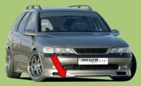 Rieger tuning Lipa pod spoiler Opel Vectra B r.v. 09.95-02