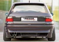 Rieger tuning Spoiler pod zadní nárazník 3dv Opel Astra F r.v. -97