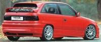 Rieger tuning Zadní nárazník Opel Astra F r.v. -97