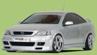 Rieger tuning Přední nárazník Opel Astra G Coupe