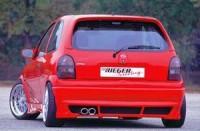 Rieger tuning Spoiler na zadní nárazník Opel Corsa B r.v. 04.93-10.00
