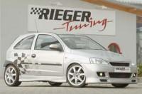Rieger tuning Boční práh levý Opel Corsa C r.v. 10.00-