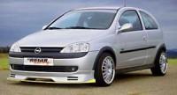 Rieger tuning Spoiler pod přední nárazník Lumma Opel Corsa C r.v. 10.00-