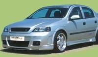 Rieger tuning Přední nárazník Opel Astra G Coupe (D 00100288)