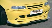 Rieger tuning Přední nárazník Opel Astra F r.v. -97 (D 00100289)