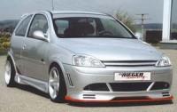 Rieger tuning Přední nárazník Lumma Opel Corsa C r.v. 10.00-