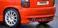 Rieger tuning Zadní nárazník Opel Corsa B r.v. 04.93-10.00 (D 00100507)