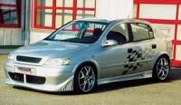 Rieger tuning Přední nárazník Opel Astra G r.v. 98- (D 00100524)