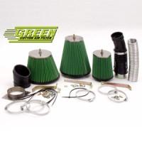 Kit přímého sání Green OPEL ASTRA G 2,0L DTI 16V výkon 74kW (100hp) rok výroby 98-