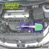Air Intake System Green Speed'r Diadem OPEL CALIBRA 2.0L i výkon 85kW (115hp) rok výroby 90-