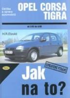 Kniha OPEL CORSA / TIGRA /45 - 109 PS a diesel/ 3/93 - 8/00