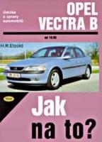 Kniha OPEL VECTRA B /75 - 105 PS a diesel/ od 10/95